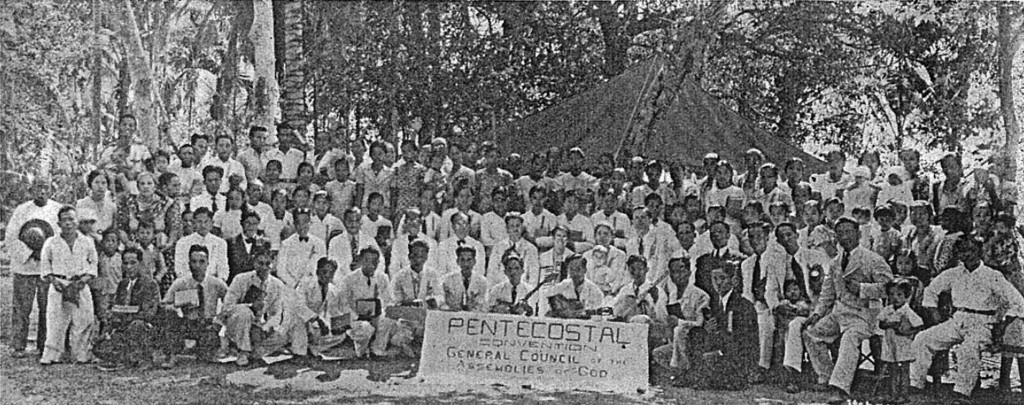 10th Philippines District Council Convention, April 21-25, 1953, Bethel Bible Institute